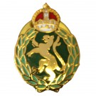 WRAC Lapel Badge GV1R