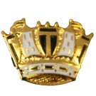 RN Coronet Lapel Badge