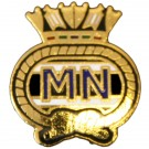 Merchant Navy Lapel Badge