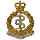 RAMC Officers Collar Badges