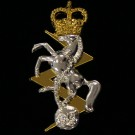 REME Officer's Collar Badges