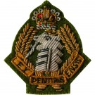 RADC Collar Badge