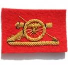 RA SNCO Gunner Badge