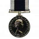 Royal Navy Long Service Good Conduct, E11R, Medal (Miniature)
