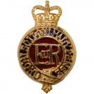 Household Cavalry Cap Badge, Life Guards / Blues & Royals, Officers
