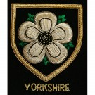 Yorkshire Wire Blazer Badge