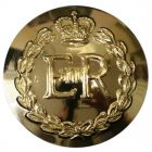 Royal Military Police Button, Anodised (22L)