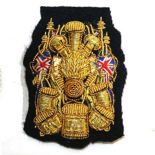 RA Drum Major Mess Badge