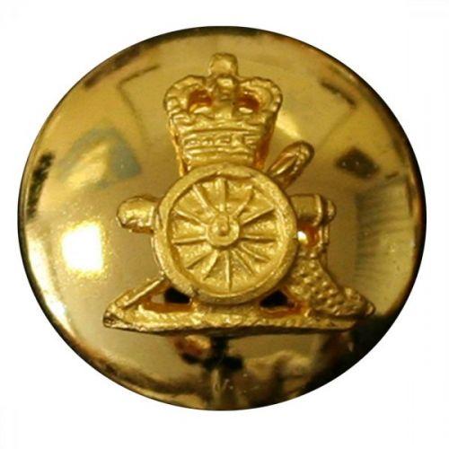 Royal Artillery Button, Mounted (22L)