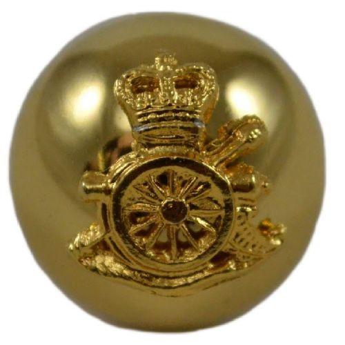 Royal Horse Artillery Button, Mounted, Ball (28L)