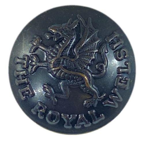 Royal Welsh Bronze Button Screw Fit (30l)