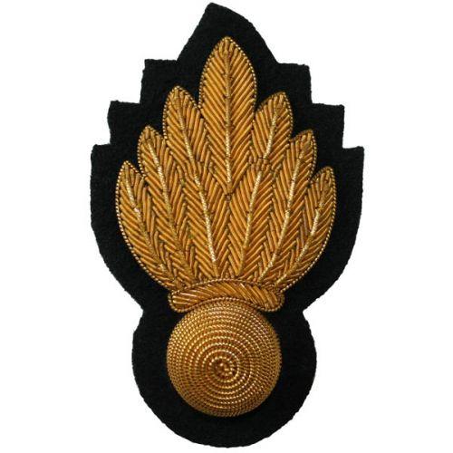 RE Grenade No.1 Badge