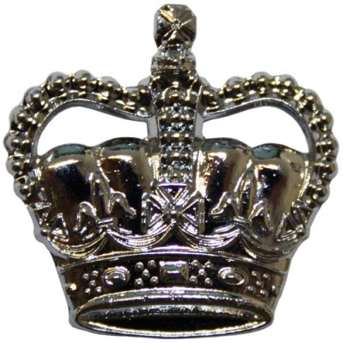 Chrome Crown (S/Sgt)