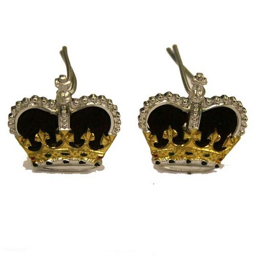 """Crown Ceremonial 3/4"""" With Wires (individual)"""