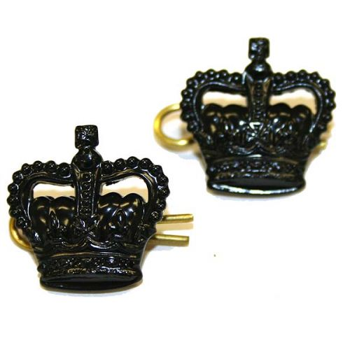 Crowns Black 5/8""