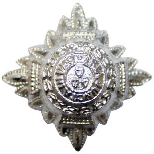 """5/8"""" DSB Royal Irish Star (Screw And Knurl Nut Fitting)"""