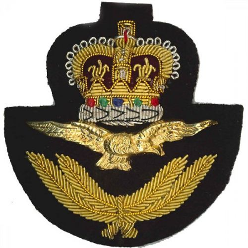 Royal Air Force Cap Badge, Officers