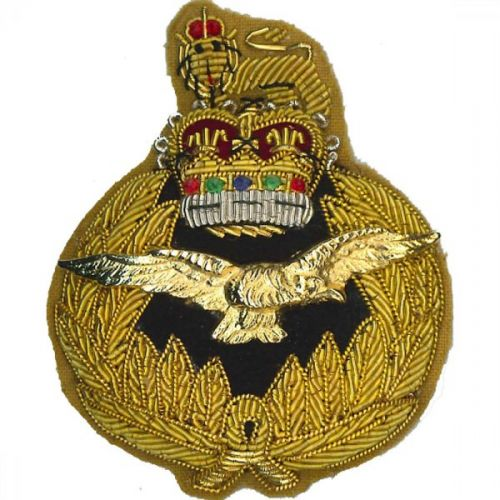 Royal Air Force Cap Badge, Air Officer