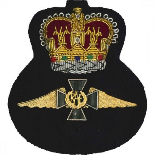 Royal Air Force Cap Badge, Chaplain