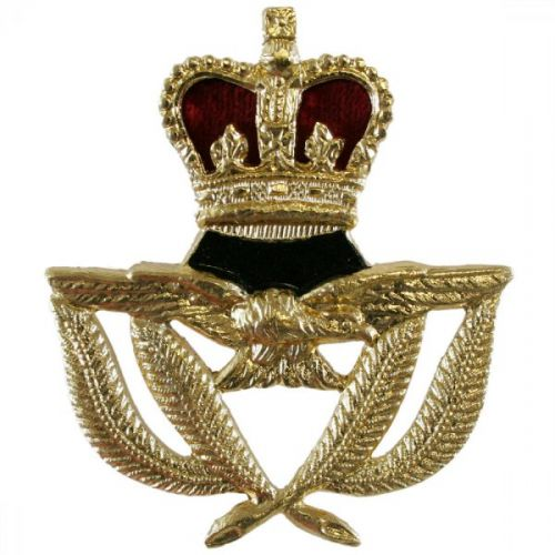 Royal Air Force Cap Badge, Warrant Officer