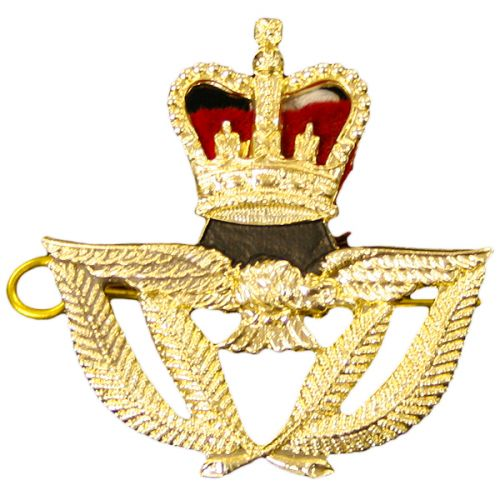 Royal Air Force Beret Badge, Warrant Officer