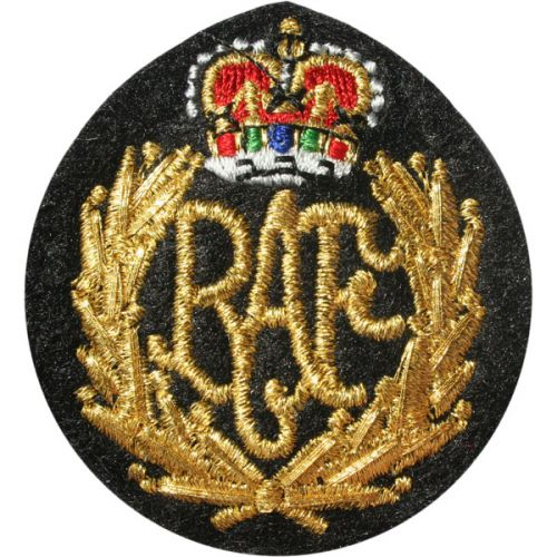Royal Air Force Cap Badge, Airman