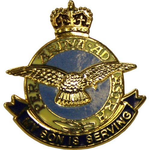 Royal Air Force Son Sweetheart Brooch