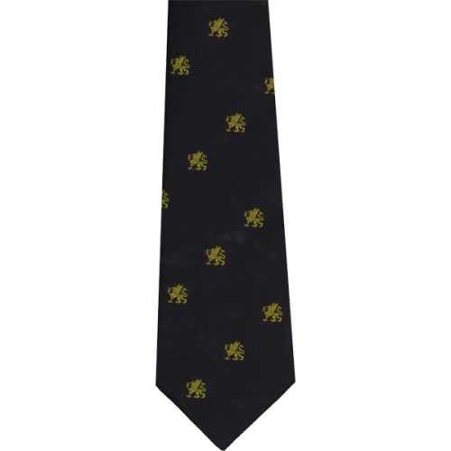 RAF Police Crested Tie