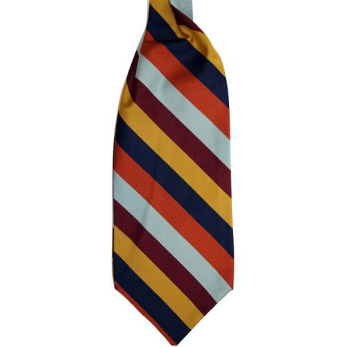 RAF Regiment Striped Cravat