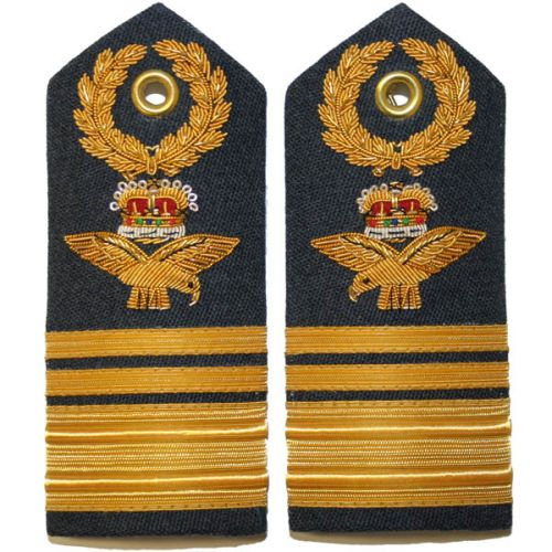 RAF Air Marshal 6A, 8, 11 Dress Shoulder Boards