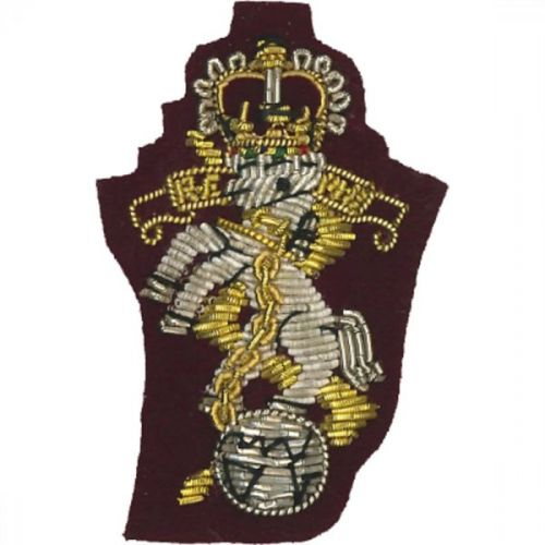 REME Beret Badge, Officers, PARA
