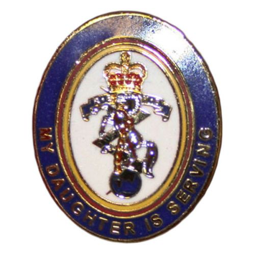 REME Daughter Sweetheart Brooch