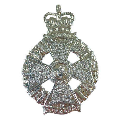 The Rifles Waist Plate Badge