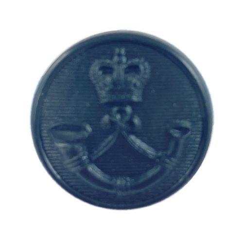 Royal Green Jackets Black Button (27l)
