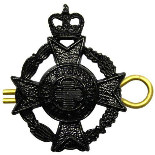 RAChD Black Collar Badges