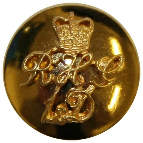 Blues & Royals Button, Mounted (22L)