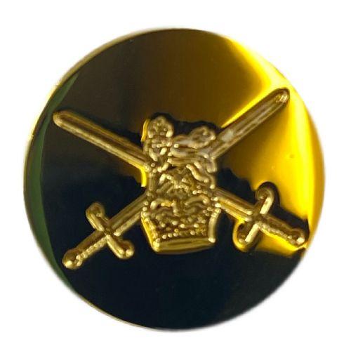 British Army Cuff Links Swivel Link (24l)