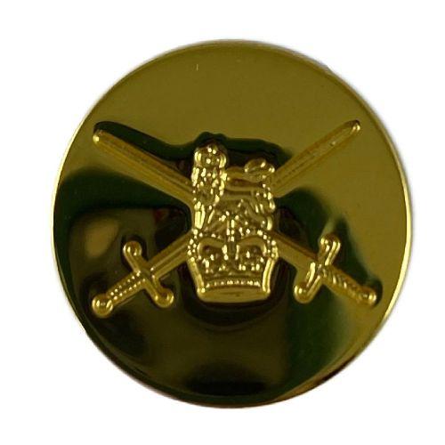 British Army Blazer Button (22l)