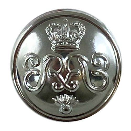 Honorable Artillery Company Silver Anodised Button (35l)