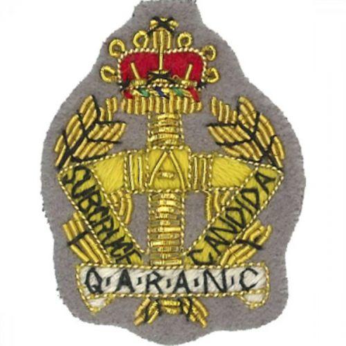 QARANC Beret Badge, Officers