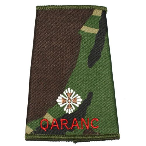 QARANC Rank Slides, CS95, (2/Lt)