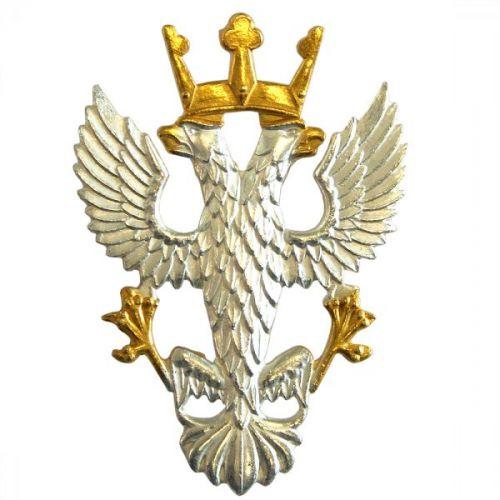 Mercian Cap Badge, Officers, No1 Dress