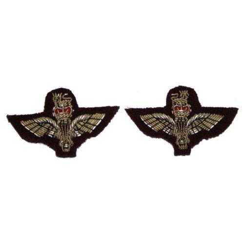 Parachute Regiment Officers Collars