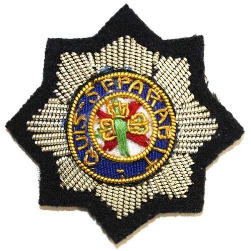 Irish Guards Cap Badge, Officers