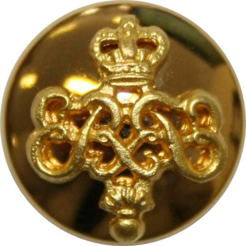 Grenadier Guards Button, Mounted, Gilt (22L)