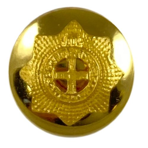 Coldstream Guards Gilt Mounted Button (22l)