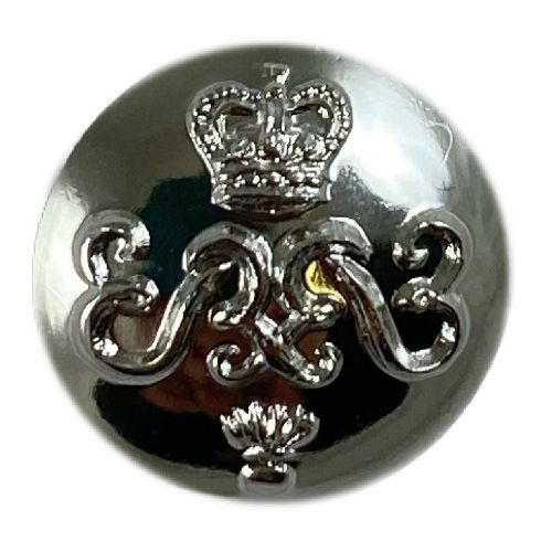 Grenadier Guards Silver Anodised Button