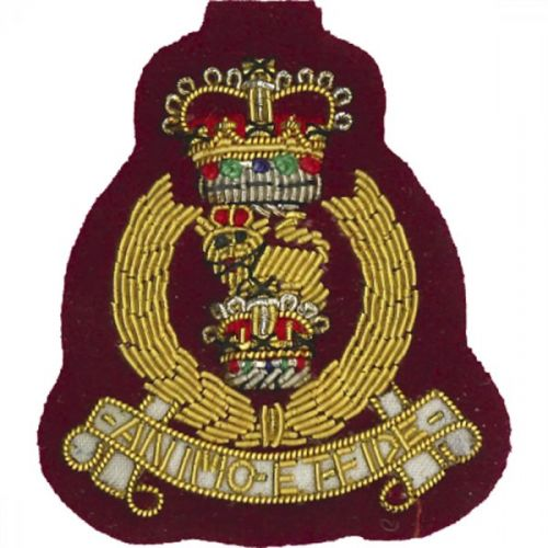 Adjutant General's Corps Beret Badge, Officers, PARA