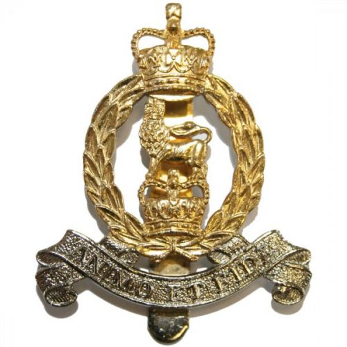 Adjutant General's Corps Cap Badge, Soldiers