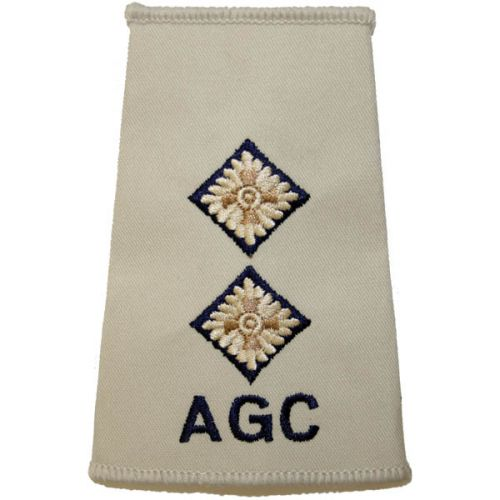 AGC Rank Slides, Cream, (Lt)